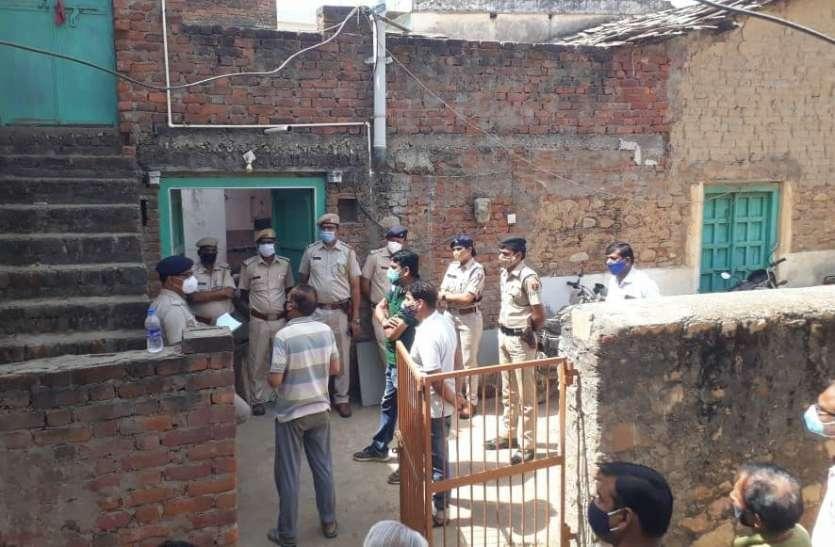 उदयपुर में डबल मर्डर, बुजुर्ग दम्पति को मार गए बदमाश