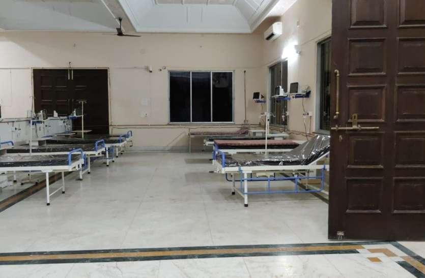 MP: सांसद नकुल नाथ ने छिंदवाड़ा को दी कोरोना अस्पताल की सौगात