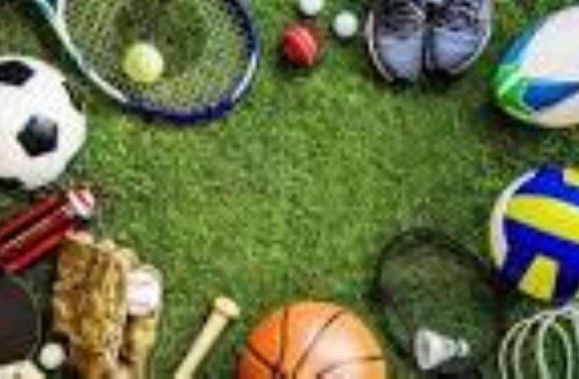 खेल अकादमियों की चयन स्पर्घा के लिए आवेदन 13 तक