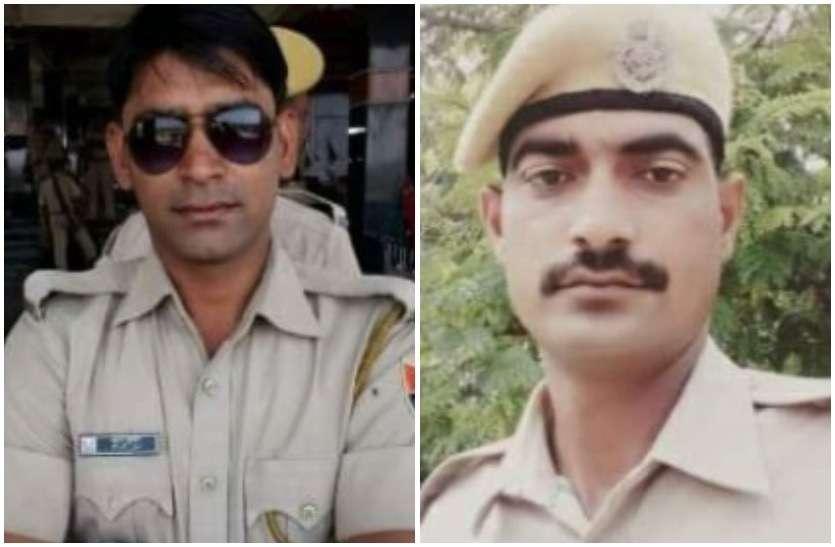 अब पुलिस जवानों की 'शहादत' पर घिरी Ashok Gehlot सरकार, BJP-RLP हमलावर