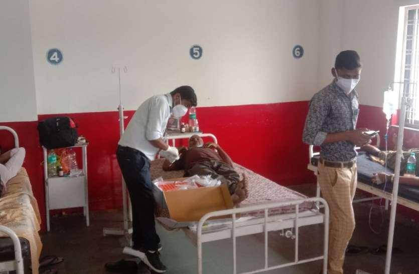 अस्पताल में भर्ती मरीजों का होंगा कोविड टेस्ट, निगेटिव रिपोर्ट देखकर डॉक्टर करेगे इलाज