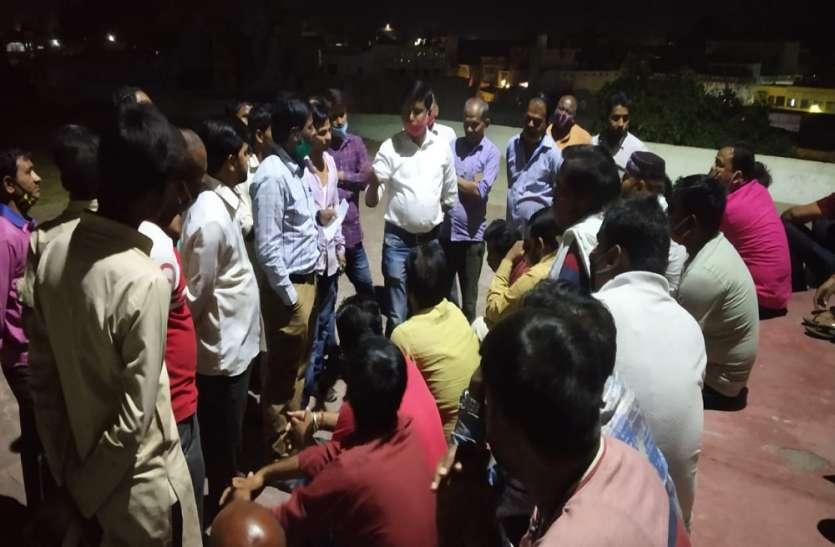 Ayodhya devolepment : सड़क चौड़ीकरण के लिए व्यापारियों के साथ हो खुली बैठक
