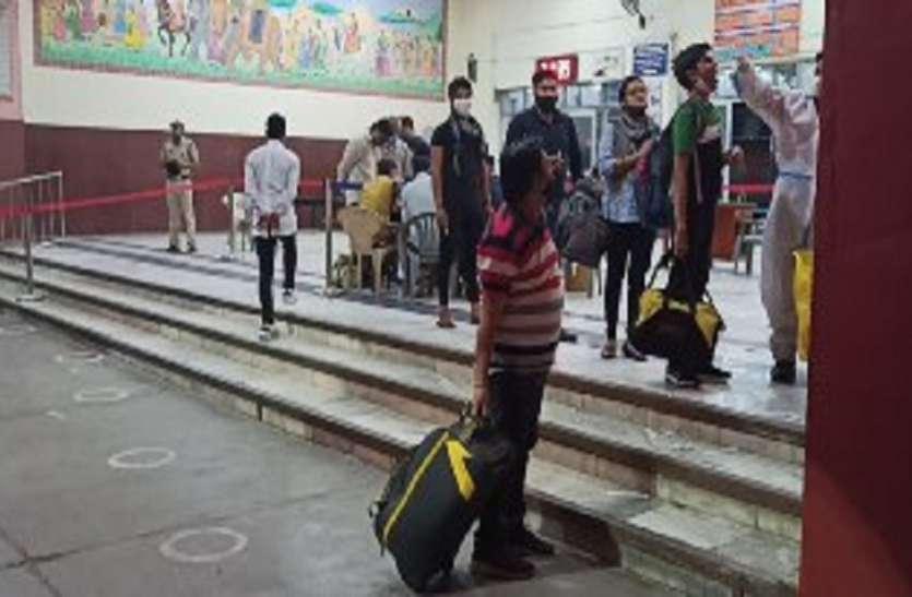 राजस्थान में एक दिन में 5105 कोरोना रोगी मिले