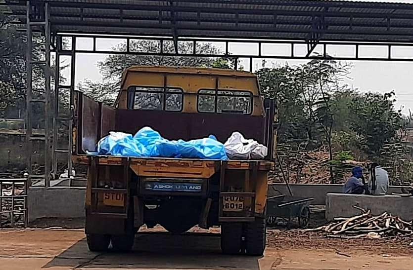 दुर्ग जिले में रिकॉर्ड, एक दिन में 27 कोरोना मरीजों की मौत, दूसरी ओर ढाई हजार से ज्यादा लोग ठीक होकर लौटे घर