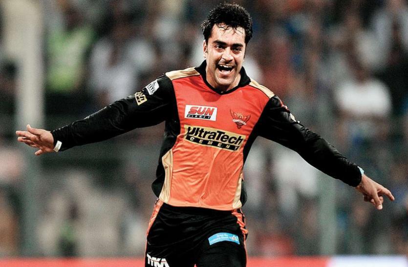 IPL 2021: SRH के राशिद खान की तस्वीर पर KKR के खिलाड़ी की पत्नी ने किया ऐसा कमेंट, परेशान हो गया प्लेयर