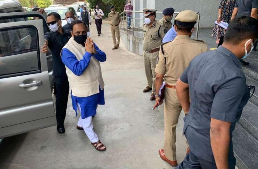 Gujarat: सीएम ने कहा, मौत के आंकड़े नहीं छिपा रही गुजरात सरकार,  नहीं होगा लॉकडाउन