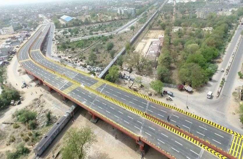 Jaipur : शहर को मिली सीतापुरा व जाहोता आरओबी की सौगात