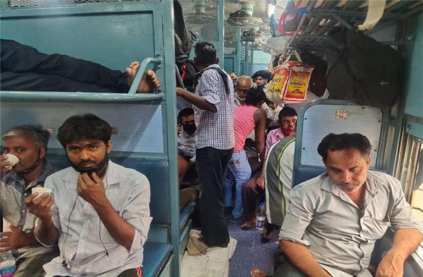 पुणे-लखनऊ, पुणे-गोरखपुर के बीच चलेंगी स्पेशल ट्रेन, यात्रियों को होगी सुविधा