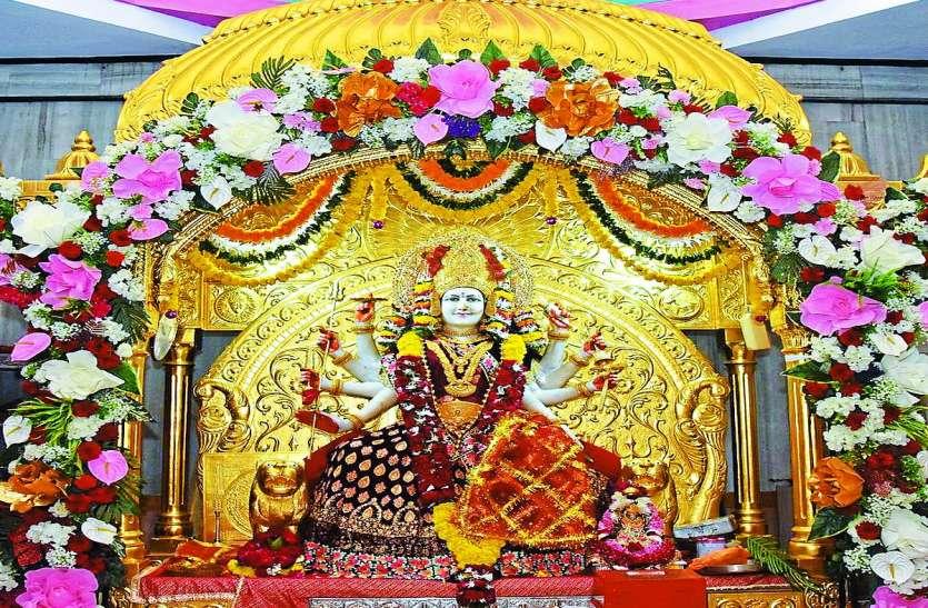 नवरात्रि के दौरान माता के कई मंदिरों में नहीं हो सकेंगे दर्शन