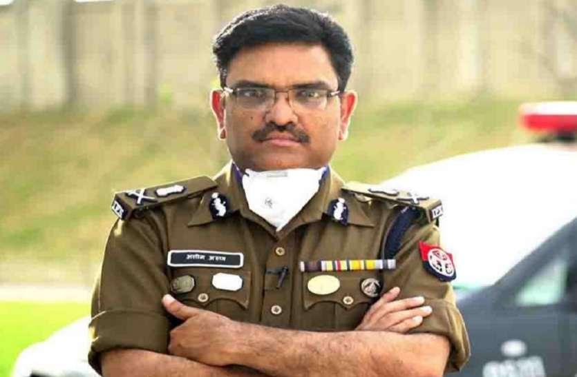 एक्शन मूड में आई कानपुर पुलिस कमिश्नरी, डीसीपी ने 25 शातिर अपराधियों पर लगाया गुंडा एक्ट