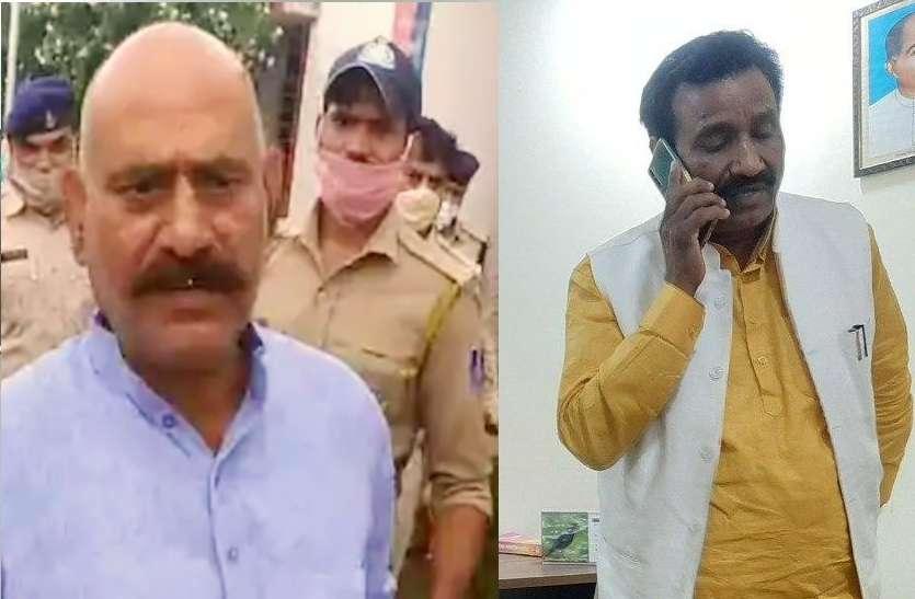 बाहुबली विजय मिश्रा के प्रभाव वाली जिला पंचायत पर भाजपा विधायक की नजर, पर भाजपा फेर सकती है उम्मीदों पर पानी