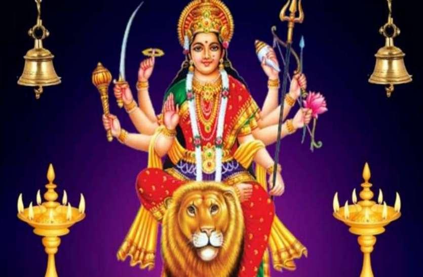 दुर्गाष्टमी पर भक्त घरों में रहकर करेंगे देवी आराधना, सांकेतिक रूप से होगा कन्या पूजन