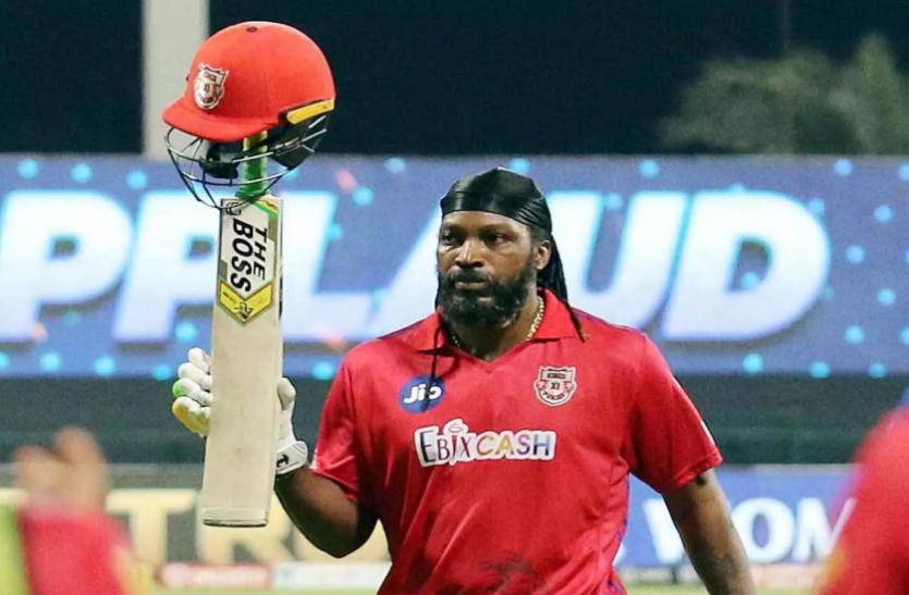 IPL 2021, PBKS vs RR: आईपीएल के इतिहास में 350 सिक्स लगाने वाले पहले बल्लेबाज बने क्रिस गेल