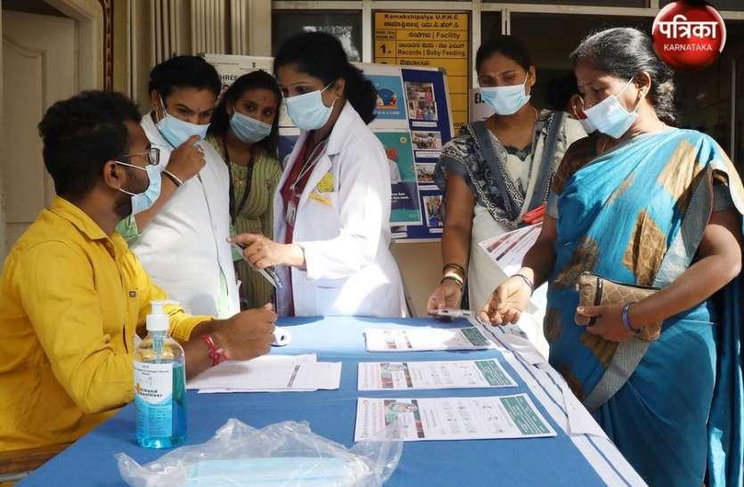 कर्नाटक में कोरोना का कहर, राज्य में 52, बेंगलूरु में 40 की मौत