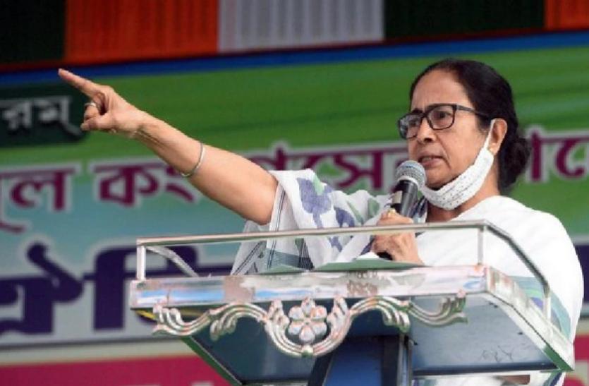 West Bengal Assembly Elections 2021: ममता पर चुनाव आयोग की बड़ी कार्रवाई, किसी भी तरह के प्रचार पर रोक