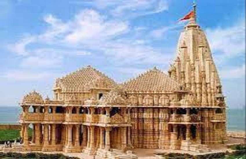 कोरोना संक्रमण का आस्था पर असर: गुजरात में एक बार फिर से बंद होने लगे मंदिरों के कपाट