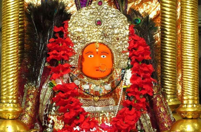 कोरोनाकाल में नवरात्रि, आज से घर बैठे करिए मां बमलेश्वरी के ऑनलाइन दर्शन, आरती भी होगी लाइव