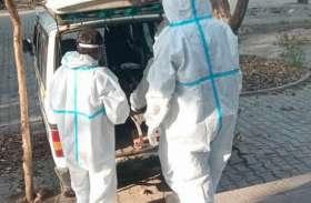 आइसीयू व एचडीयू फुल, लगातार बढ़ रहा मौत का ग्राफ: मास्क और वैक्सीनेशन ही उपाय