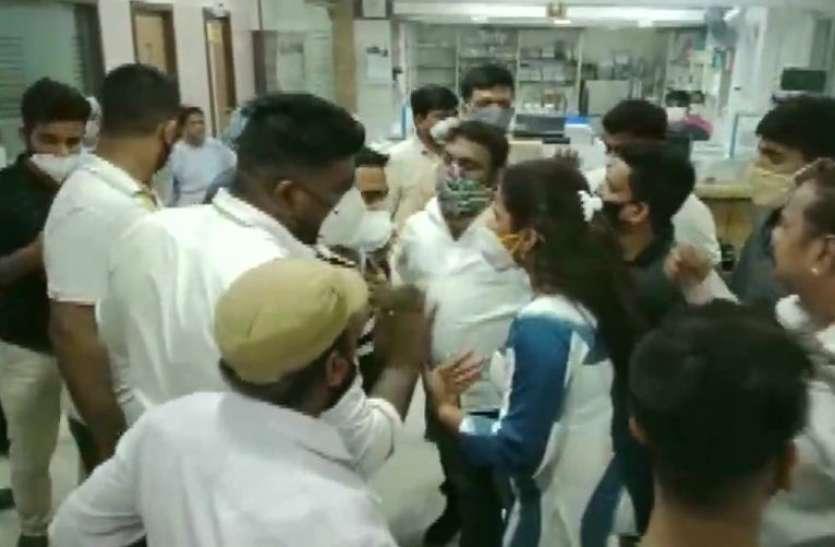 वैक्सीन, रेमडेसिविर के बाद अब इस कमी ने बढ़ाई चिंता, मुंबई के एक अस्पताल में 7 लोगों की मौत