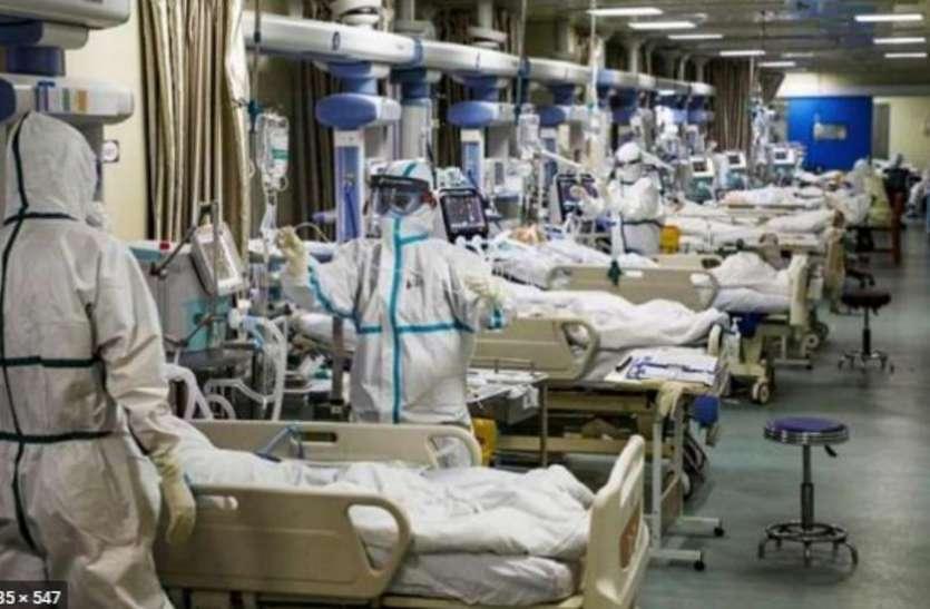 कोरोना कहर : रायपुर में अस्पताल और मच्र्युरी दोनों फुल