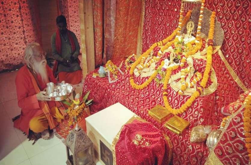 Ram Mandir : जाने किस तरह से राम जन्मभूमि पर मनाया जा रहा है श्री रामलला का जन्मोत्सव