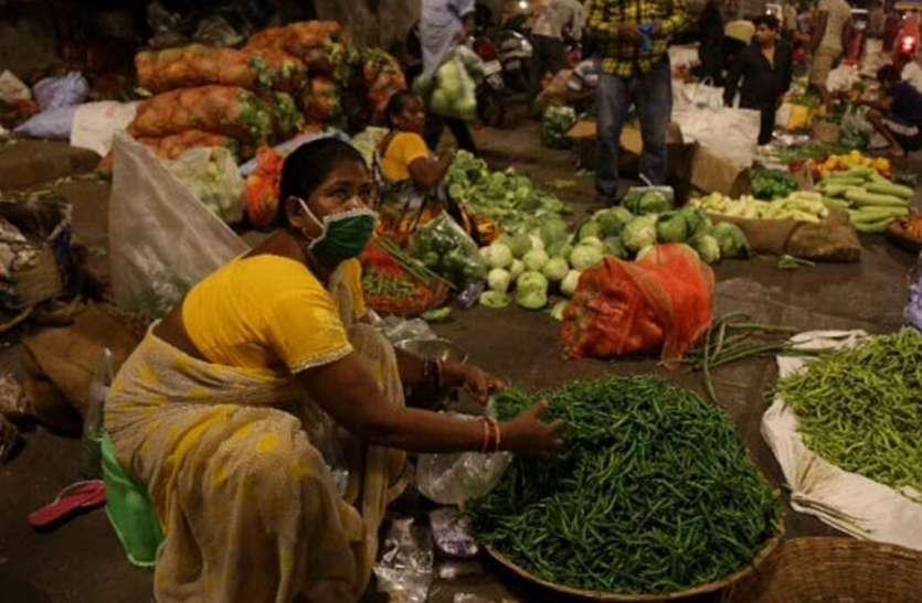 आम लोगों पर महंगाई की मार, मार्च में 5.52 फीसदी हुई खुदरा महंगाई दर, खाद्य पदार्थों के बढ़े दाम