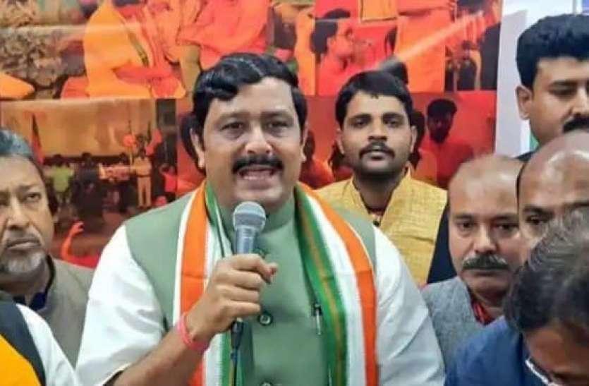 West Bengal Assembly Elections 2021: भाजपा नेता ने कहा- सुरक्षा बलों को चार नहीं आठ लोगों को गोली मारना चाहिए था