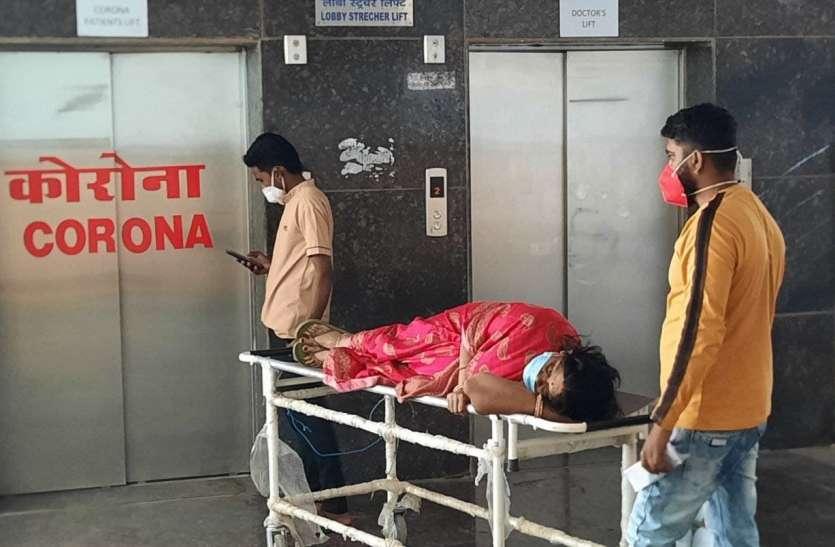 विदिशा में कोरोना बेकाबू, 206 नए संक्रमित, चार की मौत
