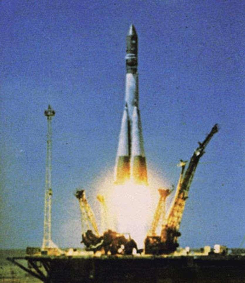 अंतरिक्ष की पहली उड़ान को 60 साल हुए पूरे