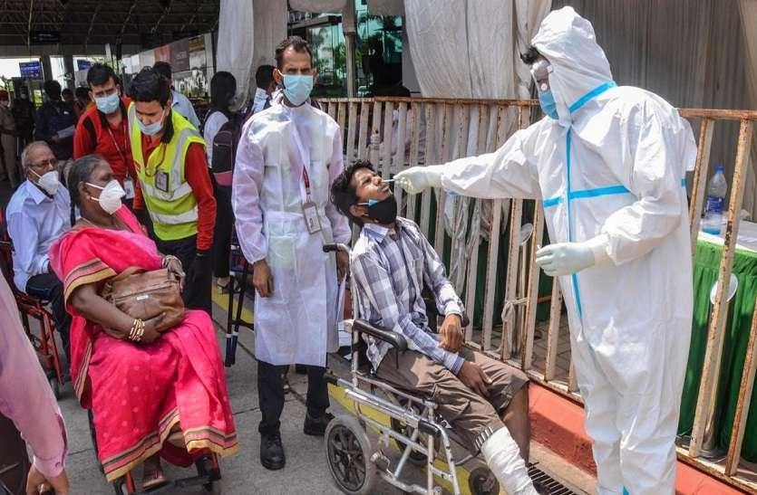 Corona से हालात बेकाबू : यूपी में देश में सबसे ज्यादा 2.14 है संक्रमण की रफ्तार