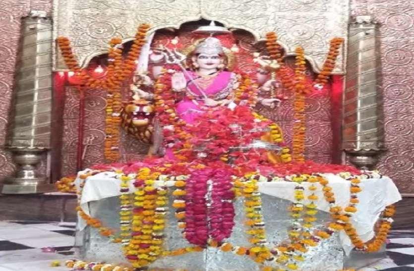 नवरात्र विशेष : 51 शक्तिपीठ में से एक है देवीपाटन मंदिर, नवरात्री में देश विदेश से आते हैं श्रद्धालु