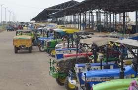 Farmers upset: नई मंडी में पानी और उजाले की नहीं व्यवस्था, व्यापारियों ने जताया विरोध