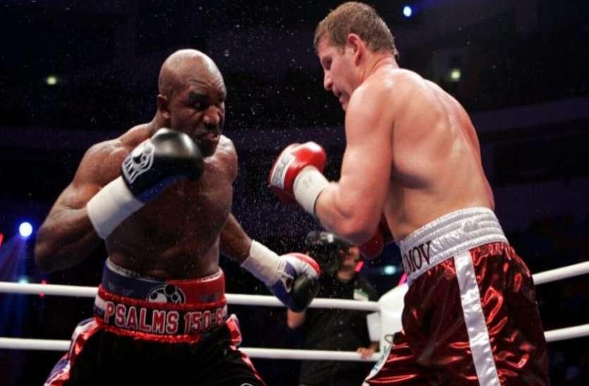 बॉक्सिंग : इवांडर होलीफील्ड को माइट टायसन से भिड़ने के लिए केविन मैकब्राइड से लड़ना होगा