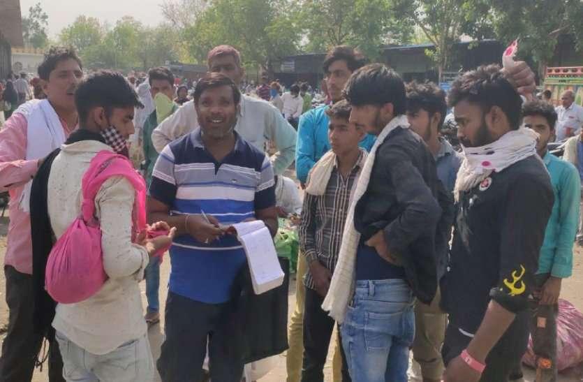 राजस्थान में यहां विकराल रूप ले रहा कोरोना, फिर भी लापरवाही कर रहे लोग, बाजार में भीड़ और मास्क भी नहीं