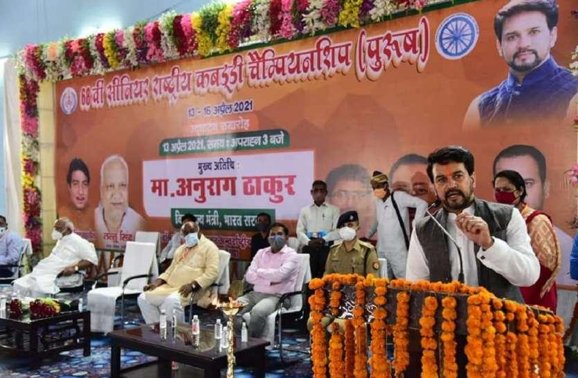 बंगाल चुनाव पर अनुराग ठाकुर का बड़ा दावा