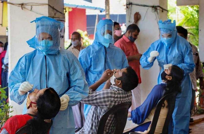 Ghaziabad: बेलगाम हुआ कोरोना, 24 घंटे में रिकॉर्ड 538 नए केस, शमशान घाट पर लगी शवों की लाइन