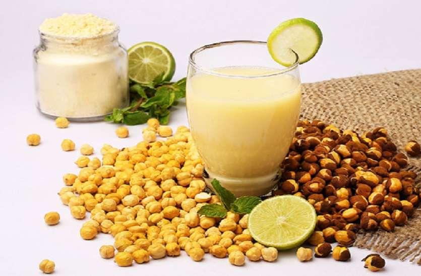 पोषकता से भरपूर चने का सत्तू, पेट की बीमारियों से करता बचाव
