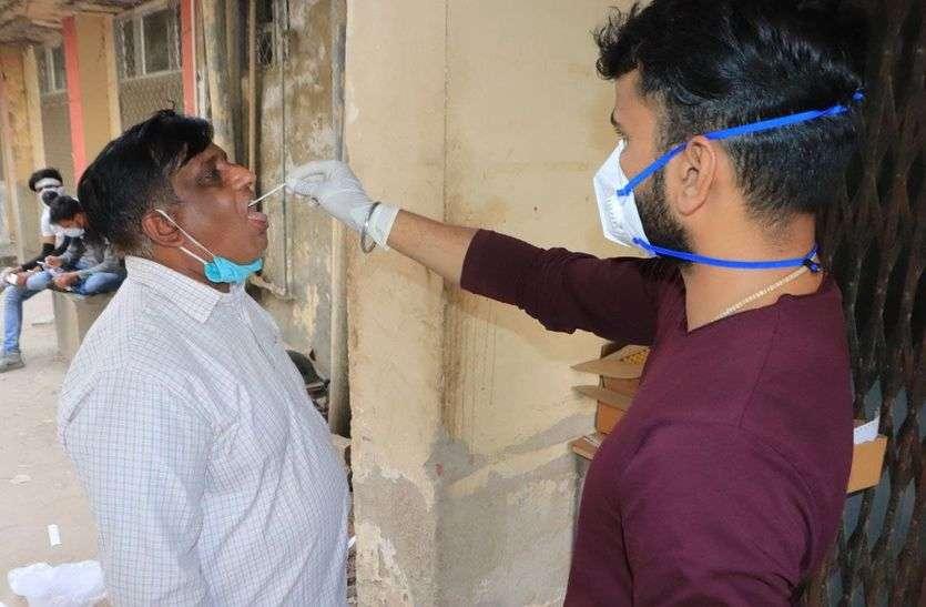 अजमेर जिले में कोरोना विस्फोट : एक ही दिन में 239 मरीजों की जांच रिपोर्ट पॉजिटिव, 1305 एक्टिव मरीज