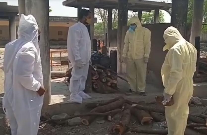 नरसिंहपुर में कोरोना का कहर गुरुवार को 13 कोरोना संदिग्धों की मौत