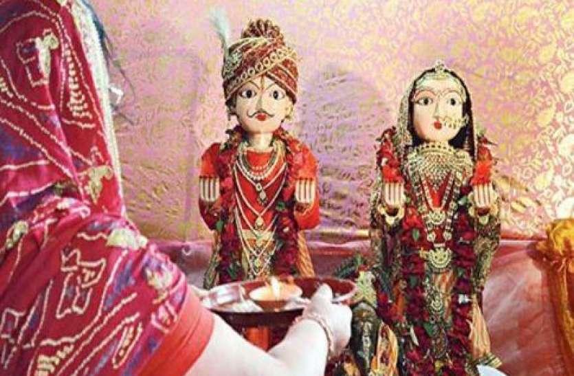 Gangaur 2021: शिव-पार्वती की उपासना से जुड़ा गणगौर व्रत आज, जानिए पूजा विधि, शुभ मुहूर्त और कथा