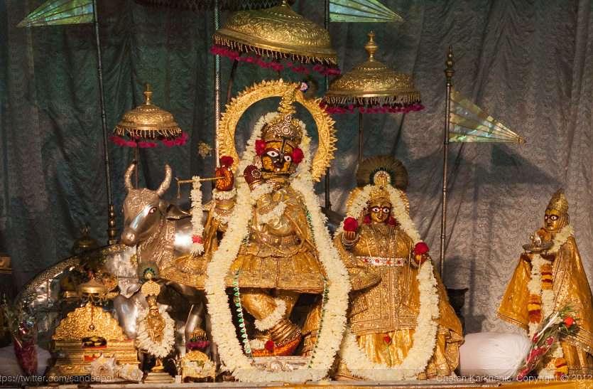गोविन्द देवजी के दर्शन बंद, सभी धार्मिक स्थलों पर श्रद्धालुओं का आना होगा प्रतिबंधित