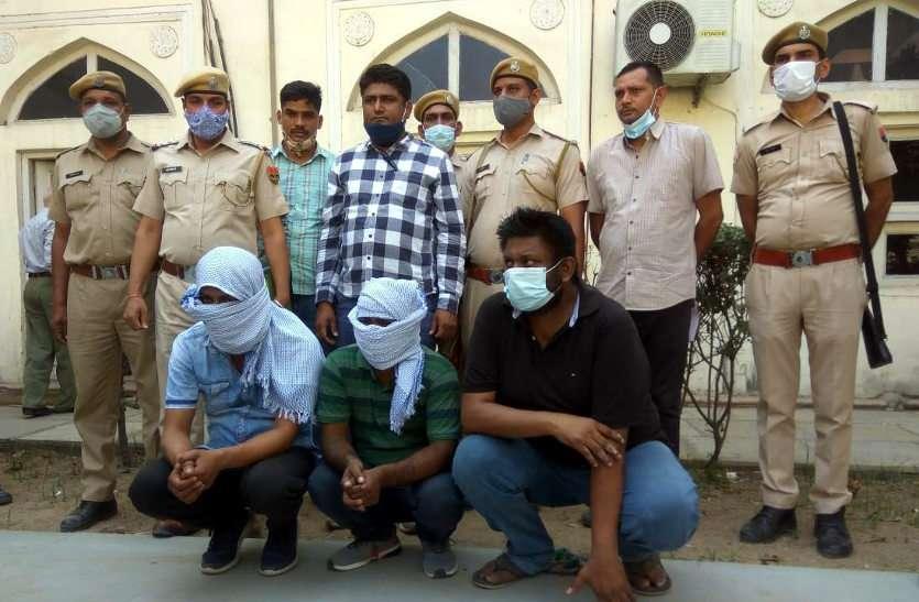 तिहाड़ में दोस्ती जयपुर में साजिश, पहले दोस्त को बनाया निशाना, फिर व्यापारी को गोली से उड़ाया
