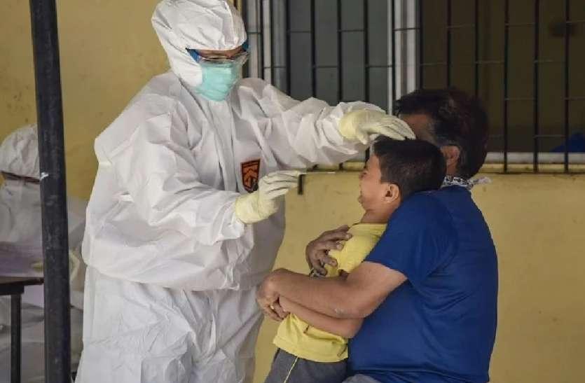 कोविड 19 को देखते हुए स्वास्थ्य महकमा एक्टिव, जांच में लगाई गईं 59 टीम