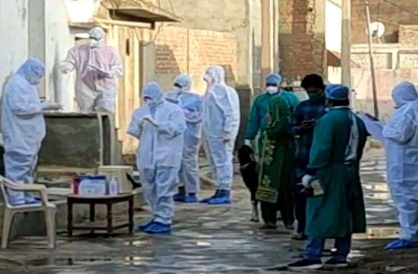 सीकर में कोरोना का धमाका, 145 पॉजिटिव, एक की मौत