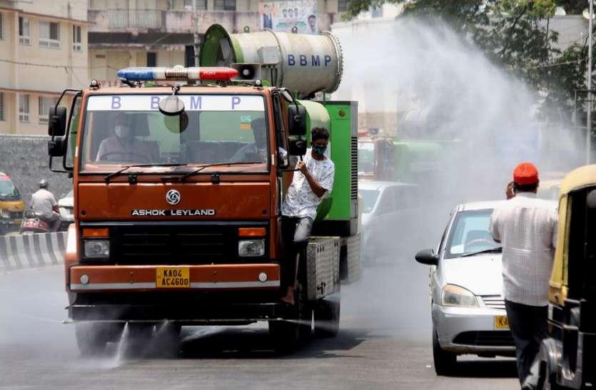 कर्नाटक में घातक हो रहा कोरोना का दूसरा दौर