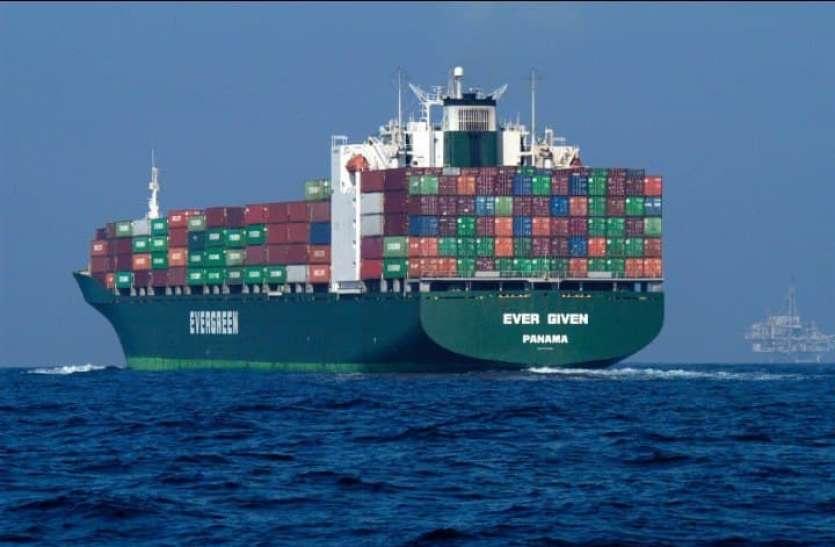 Ever Given: मिस्र ने कोर्ट के आदेश पर स्वेज नहर में करीब 7 दिन तक फंसे रहे जहाज को अपने कब्जे में लिया