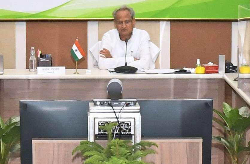 CM गहलोत की जनता से अपील, दूसरी लहर खतरनाक, सख्ती बरतने की आवश्यकता नहीं पड़े