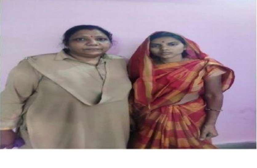 शिक्षिका दो बेटियों के साथ बैराज से चम्बल में कूदी