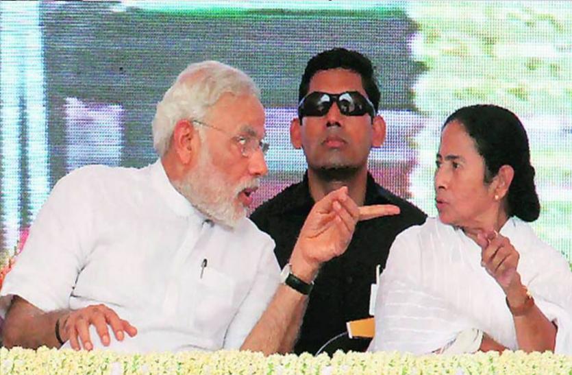 West Bengal Assembly Elections 2021:  भाजपा के बढ़ते सियासी प्रभाव से तृणमूल के चेहरे पर 'चिंता'
