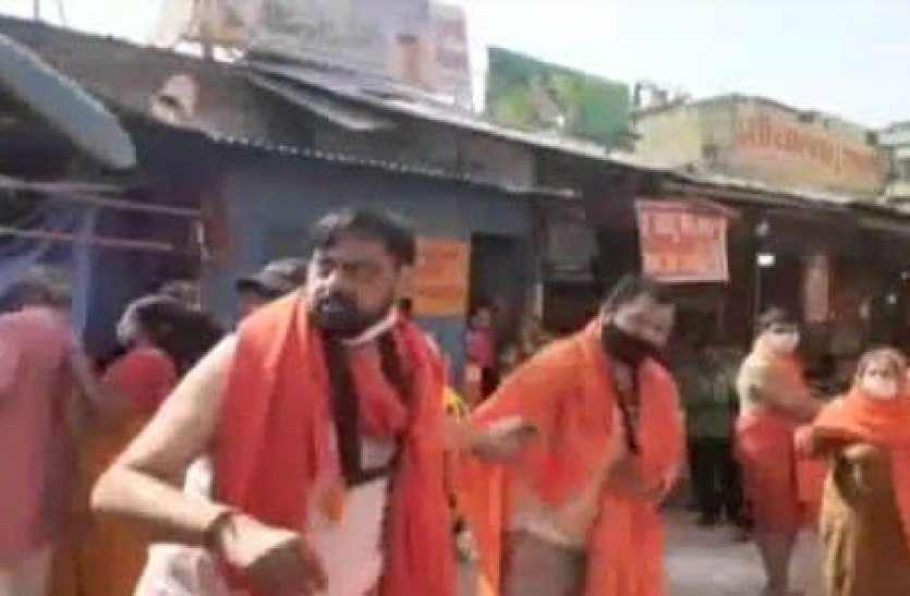 महाकुंभ 2021: हर की पौड़ी पर पुलिस से भिड़े एनआरआई गुप्ता बंधु, डीआईजी ने बैठाई जांच
